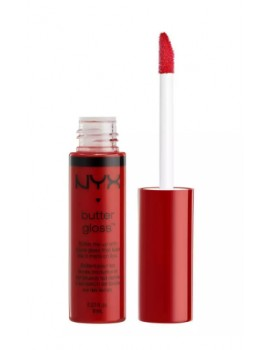 Матовый блеск для губ NYX BUTTER GLOSS, тон 20 Red Velvet 2105/20