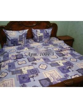 Двуспальный комплект постельного белья из бязи, Арт. 1004-3