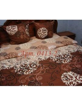 Двуспальный комплект постельного белья из бязи, Арт. 0413-2