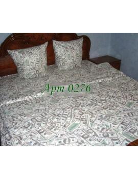 Евро-комплект постельного белья из бязи, Арт. 0276