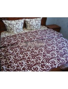 Семейный комплект постельного белья из бязи, Арт. 0226Н