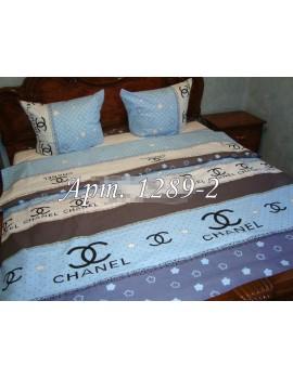 Семейный комплект постельного белья из бязи, Арт. 1289-2