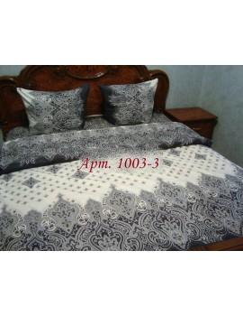Семейный комплект постельного белья из бязи, Арт. 1003-3