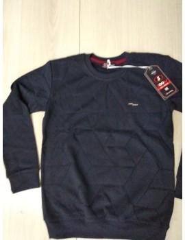 Джемпер для мальчика темно-синий, размеры 134,140,146
