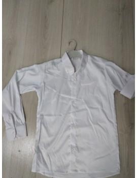 Рубашка школьная белая , р. 9-12, Турция