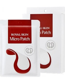 Гиалуроновые мезопатчи с микроиглами Royal Skin Micro Patch 2 шт