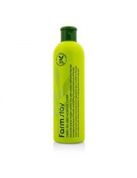 Миниатюра тоник с экстрактом семян зеленого чая FarmStay Green Tea Seed PURE SKIN CARE Toner 30 мл