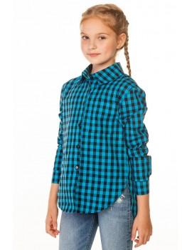Рубашка Элиф, голубой