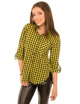 Рубашка Элиф, желтый
