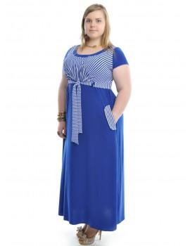 Женские платья больших размеров оптом и в розницу Арт. 445