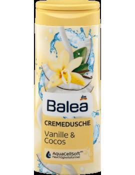 Гель для душа Balea Vanille & Cocos 300 мл (Германия)