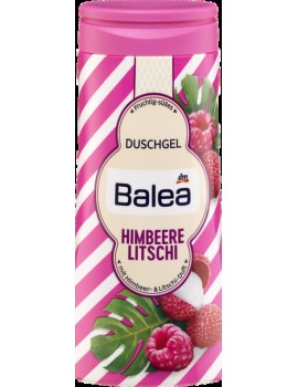 Гель для душа Balea Himbeere & Litchi 300 мл (Германия)