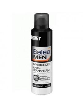 Дезодорант-спрей мужской Men Invisible 200 мл BALEA