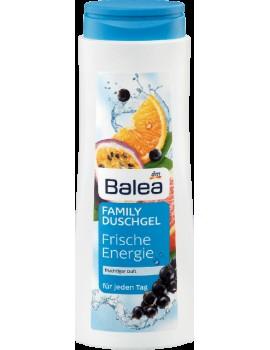 Гель для душа Balea Family Frische Energie, 500 мл (Германия)