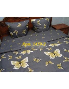 Евро-комплект постельного белья из бязи, Арт. 1459-2
