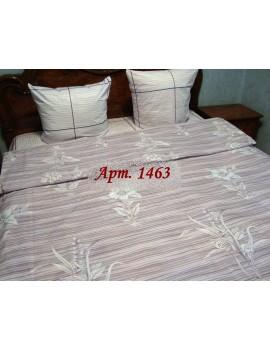 Евро-комплект постельного белья из бязи, Арт. 1463