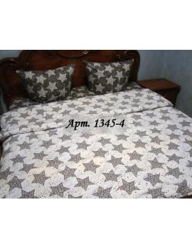 Семейный комплект постельного белья из бязи, Арт. 1345-4