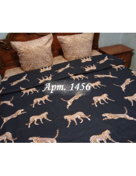 Семейный комплект постельного белья из бязи, Арт. 1456