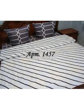 Семейный комплект постельного белья из бязи, Арт. 1457