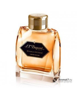 Туалетная вода для мужчин S.T. Dupont 58 Avenue Montaigne Pour Homme Limited Edition 100 мл