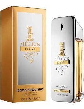 Парфюмированная вода для мужчин Paco Rabanne 1 Million Lucky 100 мл