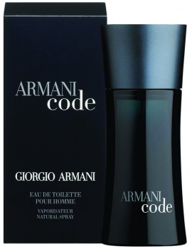 Туалетная вода для мужчин Giorgio Armani Black Code Men 100 мл