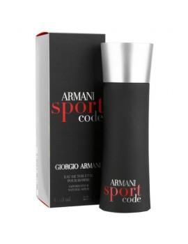 Туалетная вода для мужчин Giorgio Armani Code Sport 100 мл