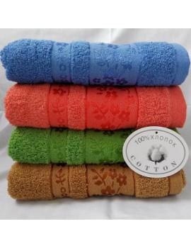 ЛИЦЕВОЕ махровое полотенце. Махровые полотенца фото 94-2