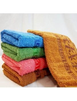 ЛИЦЕВОЕ махровое полотенце. Махровые полотенца фото 141-2
