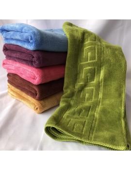 ЛИЦЕВОЕ полотенце из микрофибры Версаче. Полотенца оптом 57-2