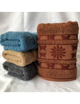 БАННОЕ полотенце махра, качество. Махровые полотенца оптом 159-1