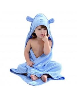"""Детское полотенце-уголок для купания """"Ушки"""", размер 85*85 см"""