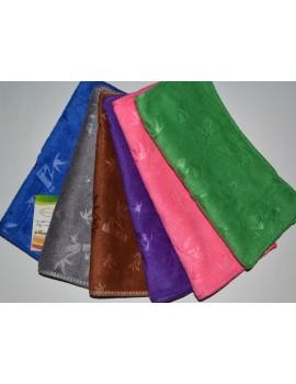 """Кухонные полотенца микрофибра """"Бамбук"""" (в уп. 12 шт). Размер 35*75 см, Арт. 254"""