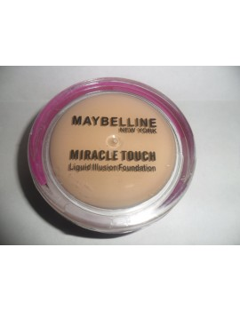 Крем пудра для лица Maybelline Miracle touch / Мейбелин Миракле тач Мейбелин сирень