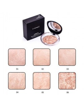 Запеченная пудра MAC Luminys Silk Baked Face Power ( Мак Люминис Силк) ТОН 01 (реплика)