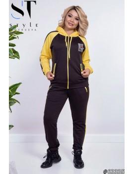 Спортивный костюм 63335 (кофта + брюки)