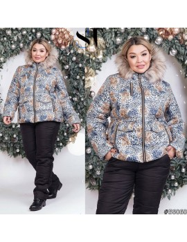 Зимний костюм 56068