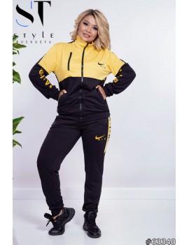 Спортивный костюм 63340 (кофта + брюки)