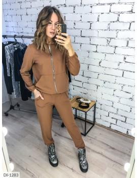 Спортивный костюм-тройка: Кофта+юбка+штаны DI-1281