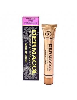 Тональный крем DERMACOL Make-Up Cover маскирующий / дермакул