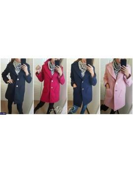 Кашемировое пальто мод. 252, размер 48-54