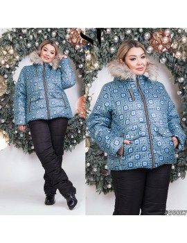 Зимний костюм 56067