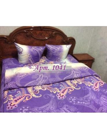 Двуспальный комплект постельного белья из бязи, Арт. 1041