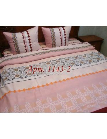 Двуспальный комплект постельного белья из бязи, Арт. 1143-2