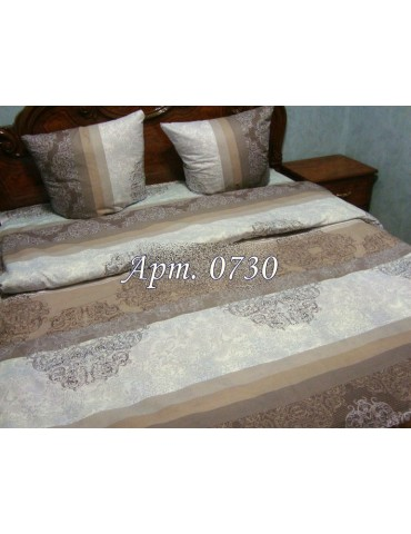 Двуспальный комплект постельного белья из бязи, Арт. 0730
