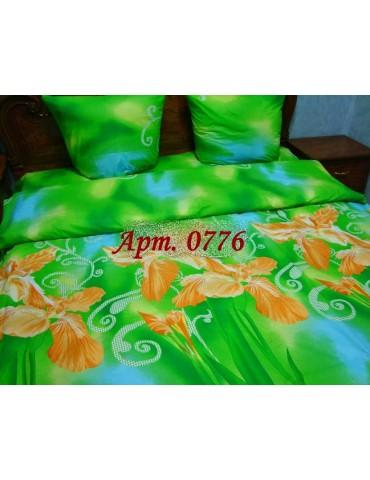 Двуспальный комплект постельного белья из бязи, Арт. 0776