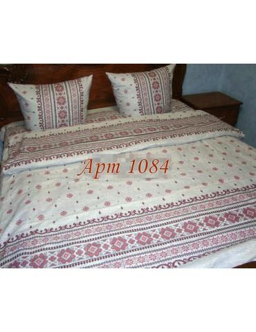 Евро-комплект постельного белья из бязи, Арт. 1084