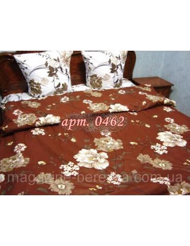 Евро-комплект постельного белья из бязи, Арт. 0462