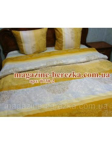 Семейный комплект постельного белья из бязи, Арт. 0730-2