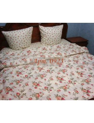 Семейный комплект постельного белья из бязи, Арт. 0923